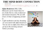 the mind body connection21