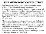 the mind body connection24