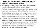 the mind body connection7