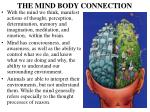 the mind body connection8