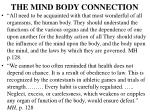 the mind body connection9