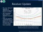 receiver update