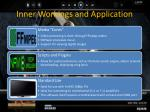 inner workings and application