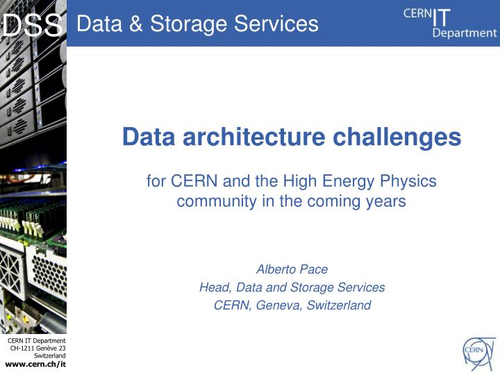 data architecture challenges n.