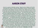 aaron staff