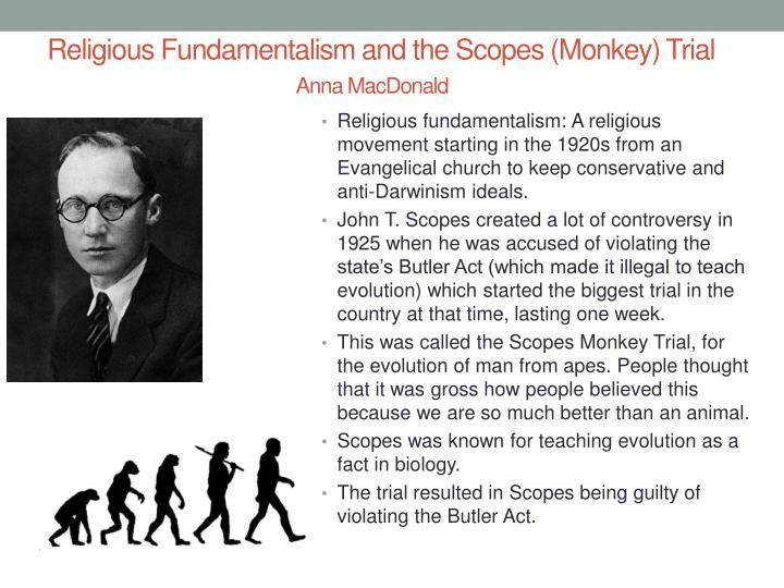 religiou fundamentalism