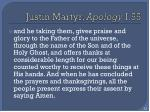 justin martyr apology i 551