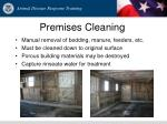 premises cleaning