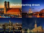 church planting dream