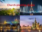 church planting dream1