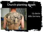 church planting dream2