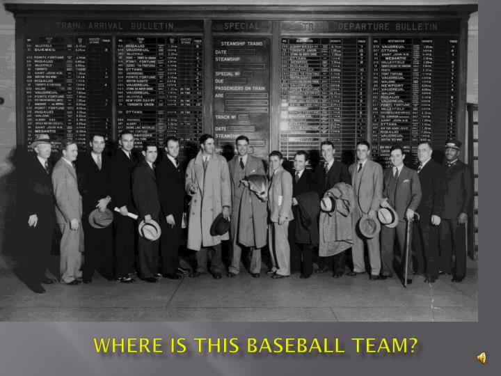 where is this baseball team n.