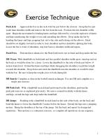 exercise technique1