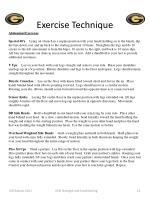 exercise technique10