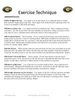 exercise technique11