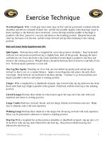 exercise technique3