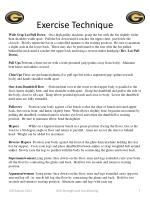 exercise technique5