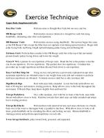 exercise technique7