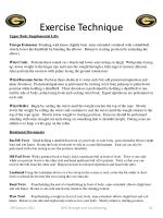 exercise technique8