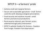 mtcp ii a farmers pride