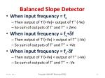 balanced slope detector4