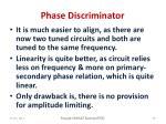 phase discriminator5
