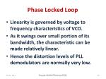 phase locked loop6