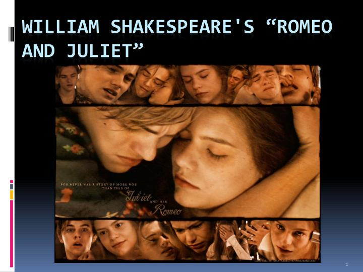 william shakespeare s romeo and juliet n.