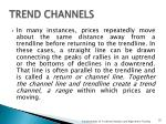 trend channels