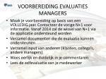 voorbereiding evaluaties managers1