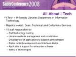 all about i tech