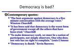 democracy is bad2