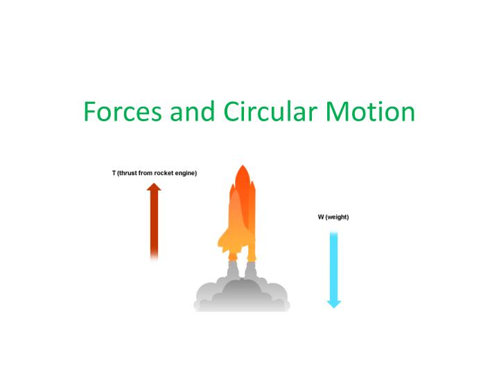 forces and circular motion n.