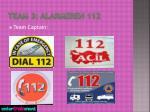 team 3 alarmeren 112