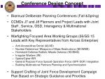 conference design concept