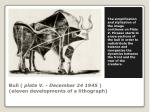 bull plate v december 24 1945 eleven developments of a lithograph