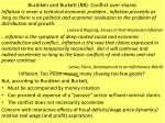 burdiken and burkett bb conflict over shares
