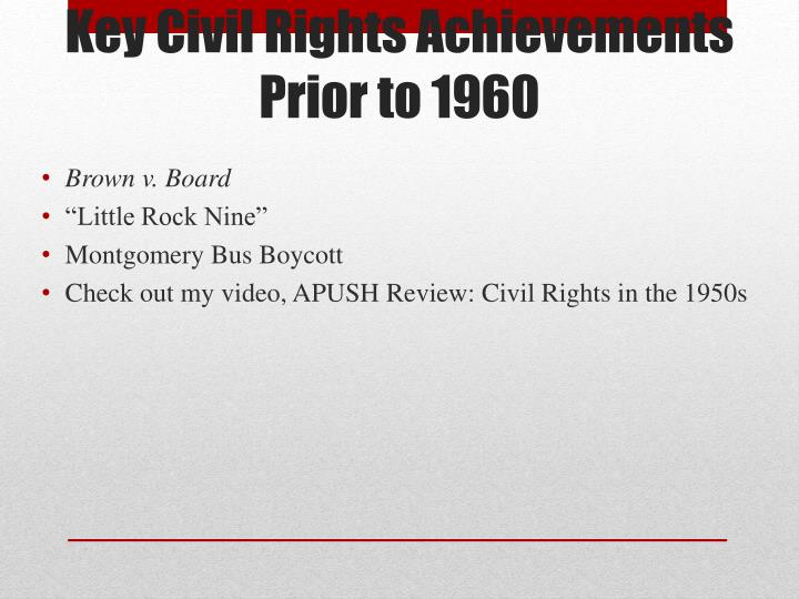 civil rights apush dbq What was booker t washington's impact on us history and the question leader on the dbq at the ap us century as a leader in the african-american civil rights.