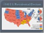 1948 u s presidential election