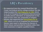 lbj s presidency2