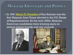 mexican americans and politics1