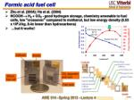 formic acid fuel cell