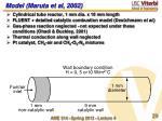 model maruta et al 2002
