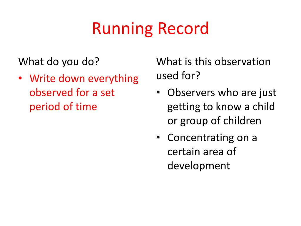 PPT - Interacting with and Observing Young Children PowerPoint