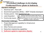 overlooked challenges in developing geothermal power plants in indonesia3