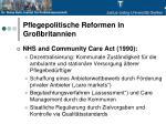 pflegepolitische reformen in gro britannien1