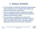 v module summary1
