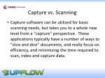 capture vs scanning1