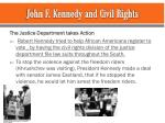 john f kennedy and civil rights1