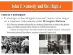 john f kennedy and civil rights3